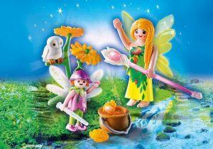Víly s drahokamy 9208 Playmobil Playmobil