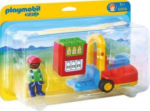 Vysokozdvižný vozík (1.2.3) 6959 Playmobil Playmobil