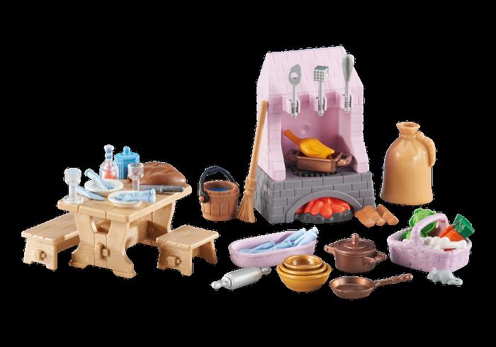 Zámecká kuchyně 6521 Playmobil Playmobil