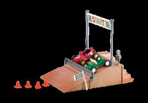 Závodní auta se startboxem 6347