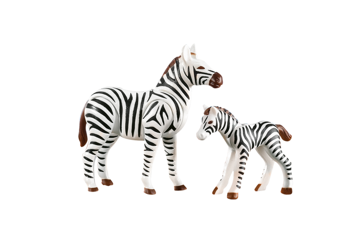 Zebra s mládětem 7898 Playmobil Playmobil