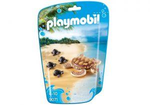 Želva s mláďaty 9071 Playmobil Playmobil