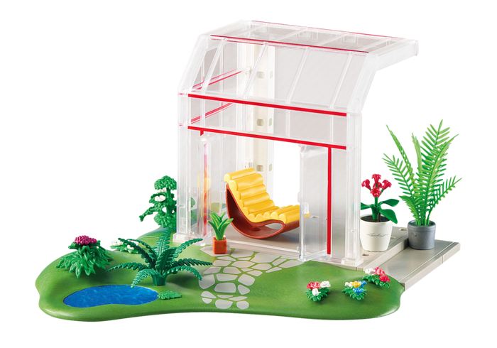 Zimní zahrada 6299 Playmobil Playmobil