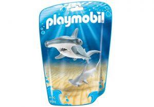 Žralok s mládětem 9065 Playmobil Playmobil