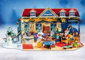Adventní kalendář Vánoce v hračkářství 70188 Playmobil Playmobil