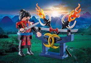 Asijský bojovník 70158 Playmobil Playmobil