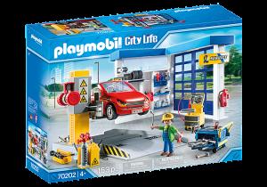 Autodílna 70202 Playmobil Playmobil