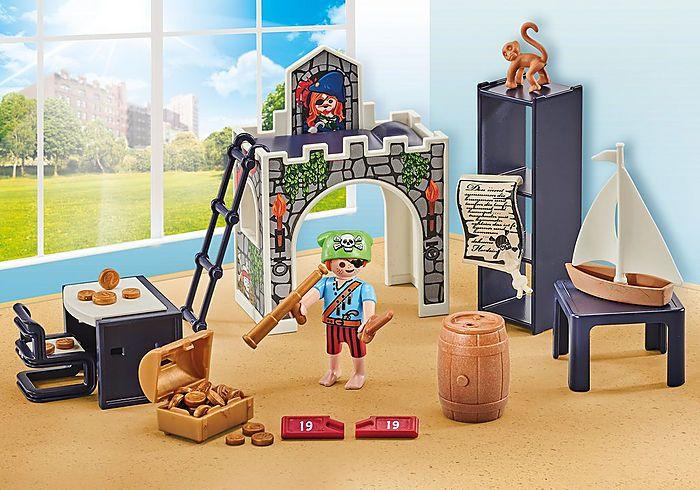 Chlapecký pokoj (piráti) 9868 Playmobil Playmobil