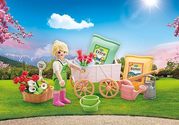 Čtyři roční období - jaro 9861 Playmobil Playmobil