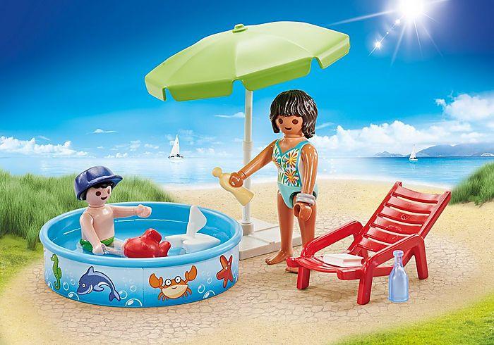 Čtyři roční období - léto 9862 Playmobil Playmobil