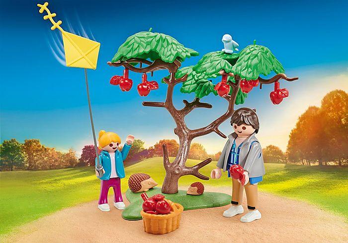 Čtyři roční období - podzim 9863 Playmobil Playmobil