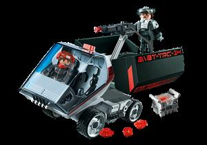 Darksters: Kamion s laserem 5154