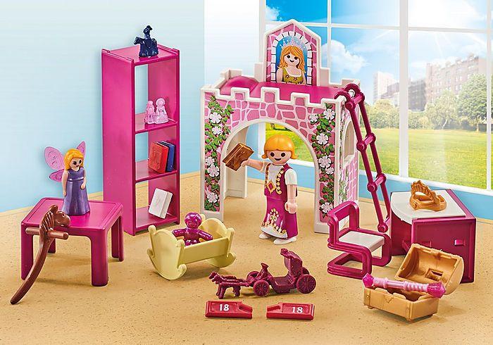 Dívčí pokoj (princezna) 9869 Playmobil Playmobil