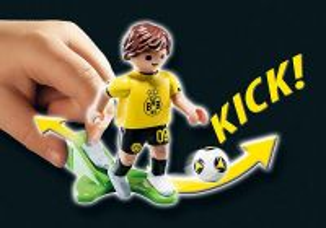 Fotbalista Borussie Dortmund 70545 Playmobil Playmobil