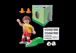 Fotbalista s brankou 70157 Playmobil Playmobil