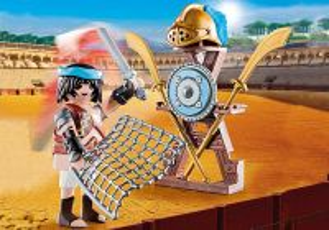 Gladiátor se stojanem na zbraně 70302