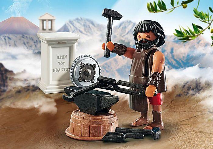 Héfaistos 70217 Playmobil Playmobil