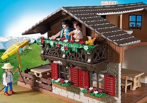 Horská chata 5422 Playmobil Playmobil