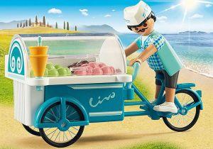 Kolo s pojízdnou zmrzlinou 9426 Playmobil Playmobil