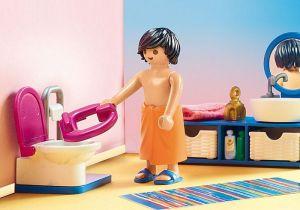 Koupelna s vanou 70211 Playmobil Playmobil
