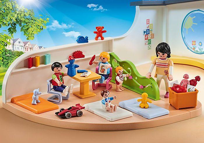 Koutek ve školce 9870 Playmobil Playmobil