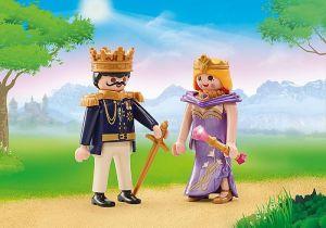 Královský pár 9876