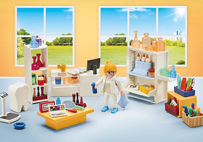 Lékárna 9858 Playmobil Playmobil