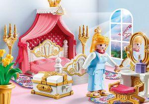 Ložnice s postelí s nebesy 9889 Playmobil Playmobil