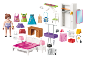 Ložnice se šicím koutkem 70208 Playmobil Playmobil