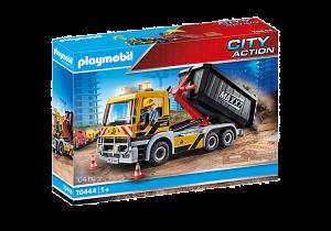 Nákladní vůz s výměnnou nástavbou 70444 Playmobil Playmobil