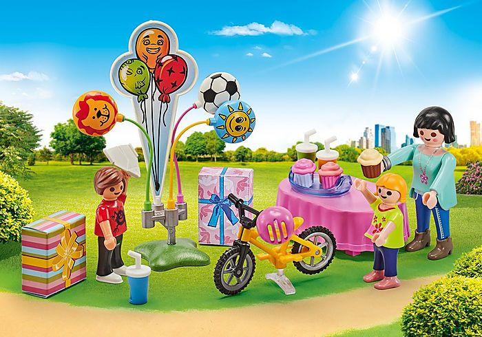 Narozeninový den 9865 Playmobil Playmobil