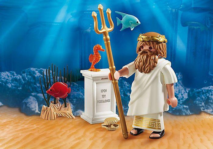 Poseidon 9523 Playmobil Playmobil