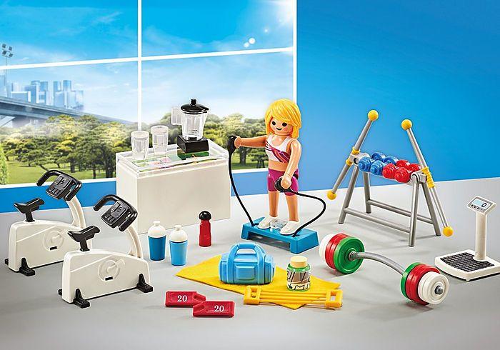 Posilovna 9867 Playmobil Playmobil