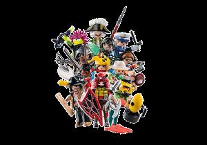 Překvapení pro kluky (17) 70242 Playmobil Playmobil