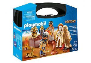 Přenosný kufřík Egyptský poklad 9542 Playmobil Playmobil