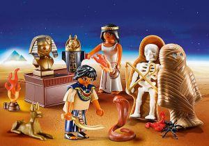 Přenosný kufřík Egyptský poklad 9542