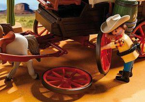 Přepadení vozu 5248 Playmobil Playmobil