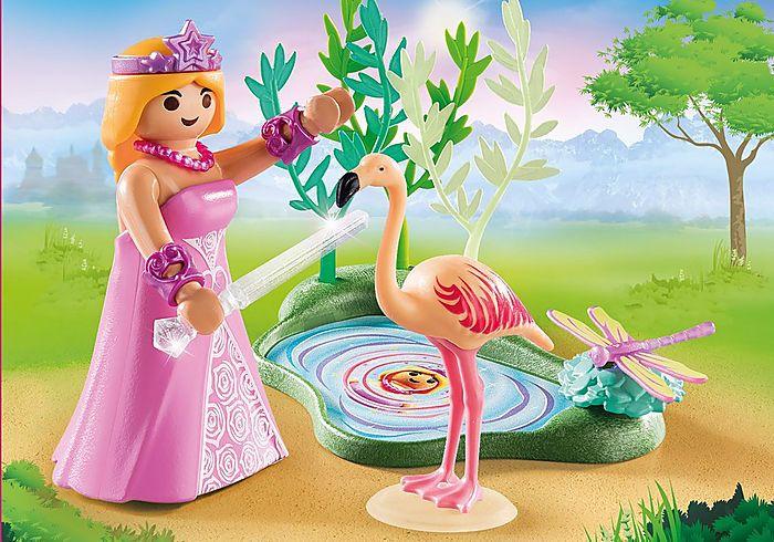 Princezna u jezírka 70247 Playmobil Playmobil
