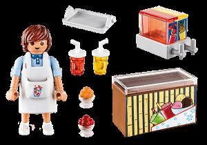 Prodavač ledové tříště 70251 Playmobil Playmobil