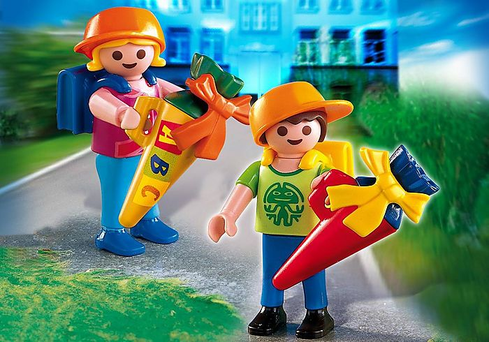 Prvňáčci 4686 Playmobil Playmobil