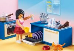 Rodinná kuchyně 70206 Playmobil Playmobil