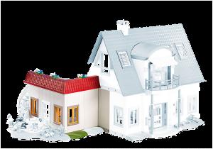 Rozšíření Obytného domu 7388