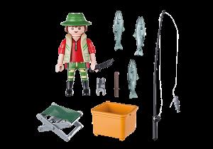 Rybář 70063 Playmobil Playmobil