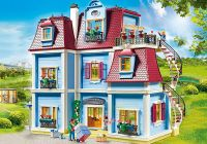 Velký domeček pro panenky 70205