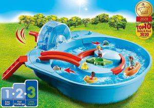 Veselá vodní jízda (1.2.3) 70267