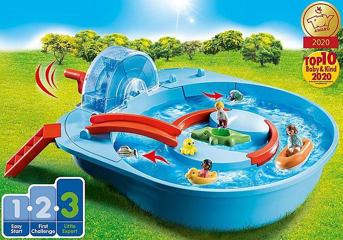 Veselá vodní jízda (1.2.3) 70267 Playmobil Playmobil