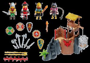 Vikingská bašta 4433 Playmobil Playmobil