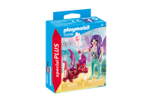 Víla s malým dráčkem 70299 Playmobil Playmobil