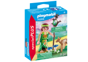 Víla se srnkou 70059 Playmobil Playmobil