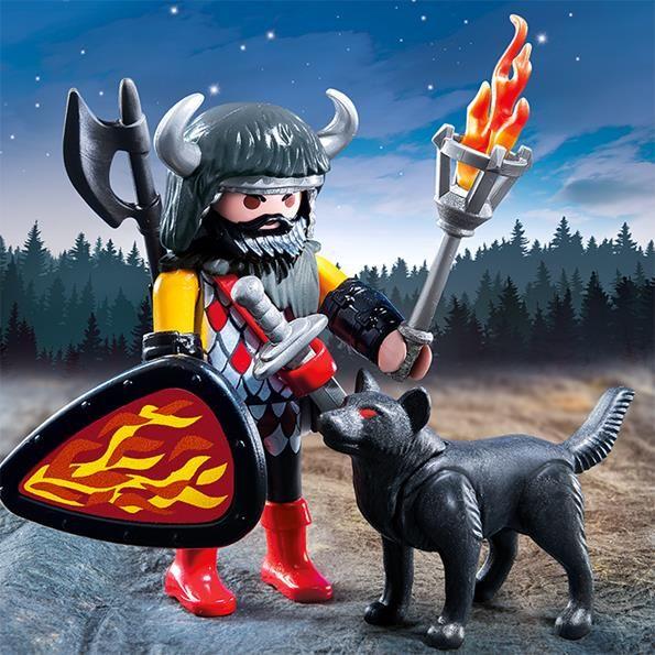 Vlčí bojovník 5385 Playmobil Playmobil